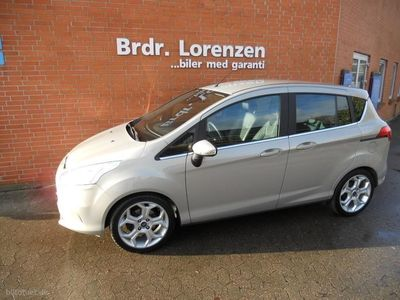 used Ford B-MAX 1,0 EcoBoost Titanium Start/Stop 125HK