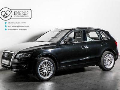gebraucht Audi Q5 3,0 TDi 240 quattro S-tr.