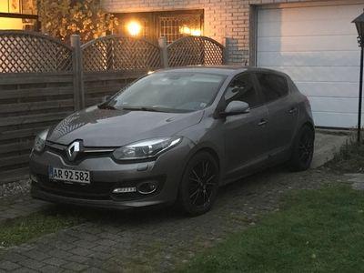 brugt Renault Mégane 1.2 115 HK Expression+