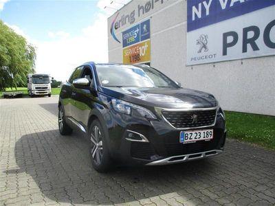 brugt Peugeot 3008 2,0 BlueHDi GT EAT8 180HK 8g Aut. 20,4km/l
