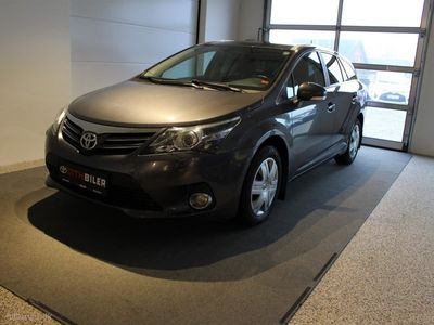 brugt Toyota Avensis 1,8 VVT-I T2 Touch 147