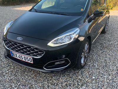 brugt Ford Fiesta Vignale 1.0 140 HK