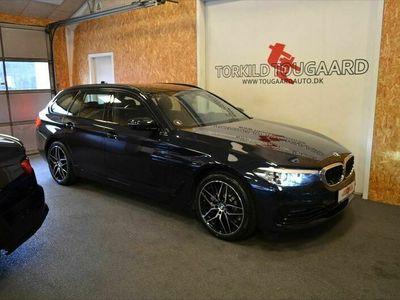 brugt BMW 520 d Touring Sport Line xDrive aut.