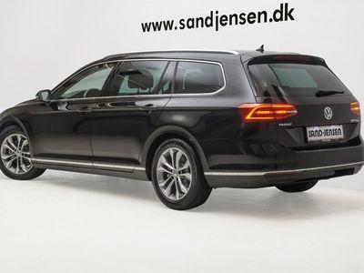 brugt VW Passat 2,0 TDi 150 Highl. Vari. DSG