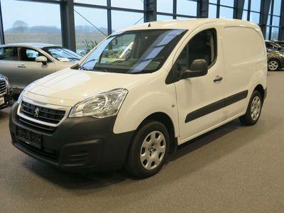 brugt Peugeot Partner 1,6 BlueHDi 100 L1 ESG Flex Van