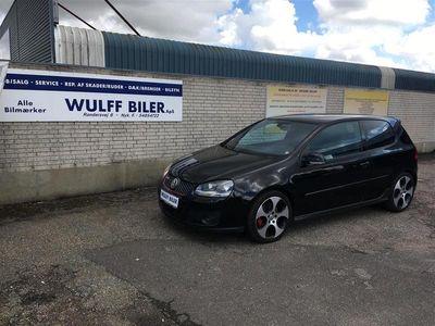 brugt VW Golf 2,0 GTI 200HK 3d 6g