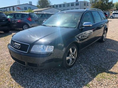 brugt Audi A6 2,0 Avant Limited Edition Multitr.