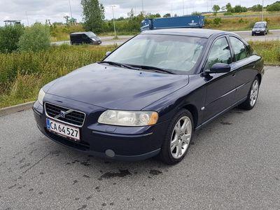 brugt Volvo S60 2.4 170 HK Momentum