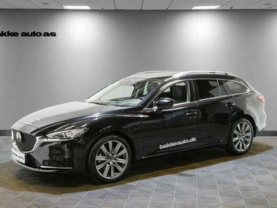 usata Mazda 6 2,5 Sky-G 194 Optimum stc. aut.