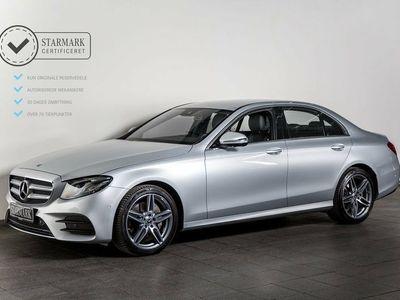 usado Mercedes E220 2,0 AMG Line aut.