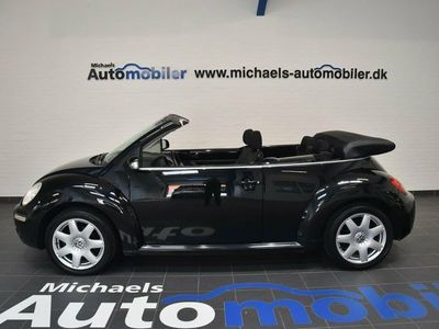 gebraucht VW Beetle New1,6 Highline Cabriolet