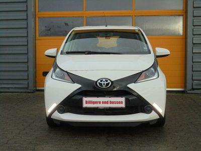 brugt Toyota Aygo 1,0 VVT-i x-press