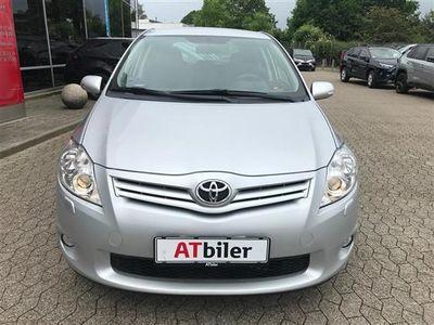 brugt Toyota Auris 1,6 VVT-I T2 132HK 5d