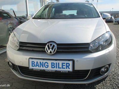 brugt VW Golf 1,6 BlueMotion TDI DPF Highline 105HK Stc