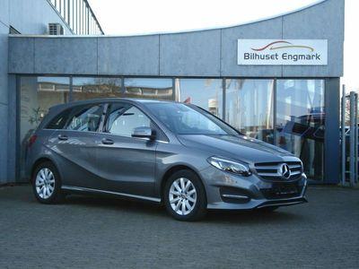 brugt Mercedes B180 d 1,5 aut.
