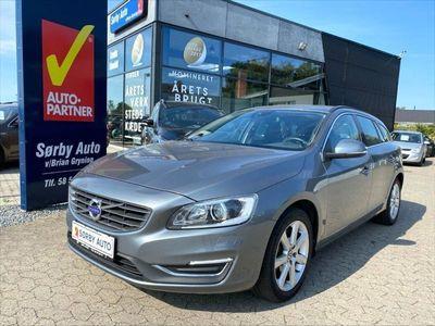 brugt Volvo V60 D3 150 Momentum aut.