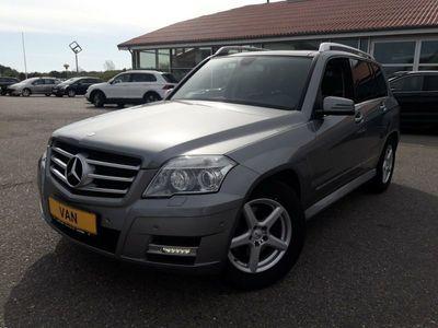 brugt Mercedes GLK350 3,0 CDi aut. 4-M Van
