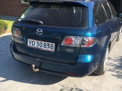 brugt Mazda 6 STATION CAR 2,3 STATIONSCAR