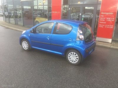 brugt Citroën C1 1,0 i Attraction 68HK 3d
