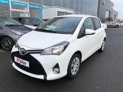 usata Toyota Yaris 1,0 VVT-I T1 Style 69HK 5d