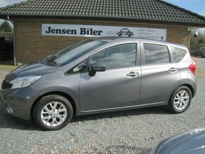 second-hand Nissan Note 1,2 Acenta+