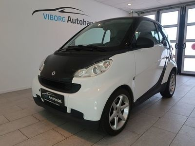 brugt Smart ForTwo Coupé 0,8 CDi 45 Pure