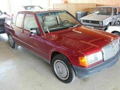brugt Mercedes 190 2,5