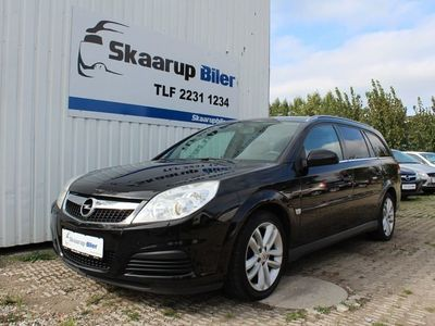 brugt Opel Vectra 2,0 Turbo Limited Wagon
