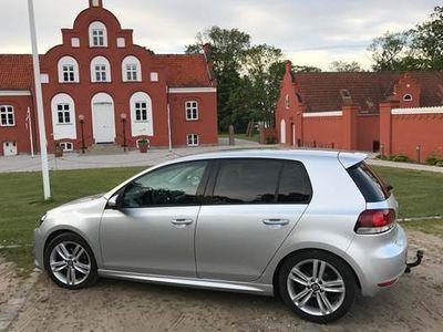 brugt VW Golf VI TDI BlueMotion 5d 1,6