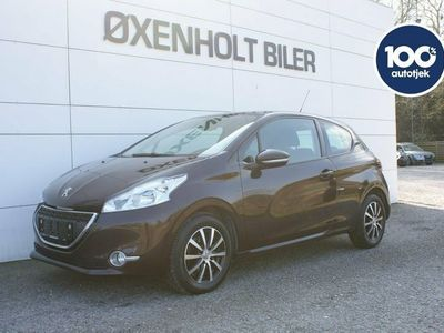 gebraucht Peugeot 208 1,4 HDi 68 Active