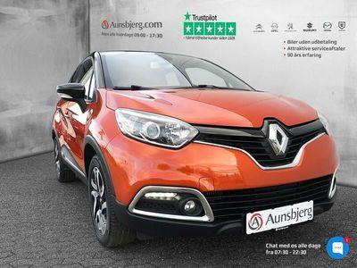 brugt Renault Captur dCi 90 Intens EDC