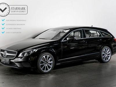 usata Mercedes CLS400 3,5 aut. 4-M