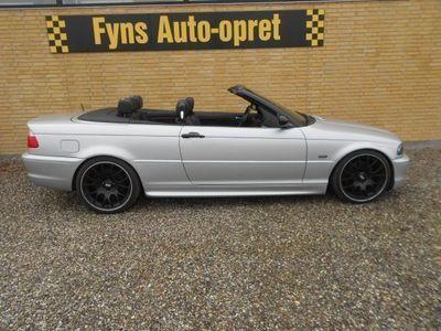 usata BMW 330 Cabriolet 3,0