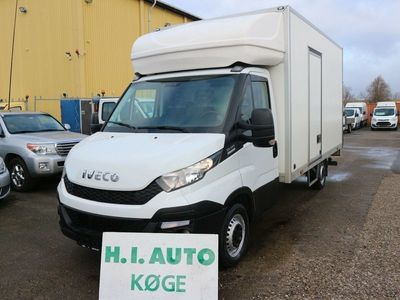 brugt Iveco Daily 3,0 35S17 Alukasse m/lift