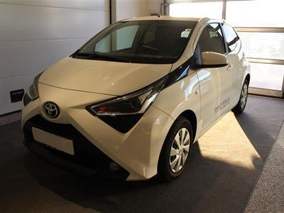 gebraucht Toyota Aygo 1,0 VVT-I X-Cellence + Connect 72HK 5d