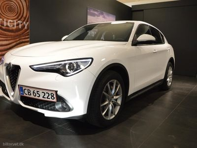 used Alfa Romeo Stelvio 2,2 Turbo Super 180HK 5d 8g Aut.