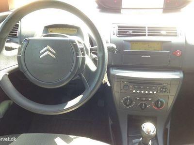 brugt Citroën C4 1,6 i 16V Prestige 110HK 5d