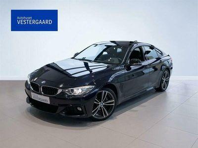 brugt BMW 435 Gran Coupé Xi 3,0 4x4 306HK 4d 6g