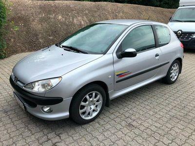 used Peugeot 206 1,6 S16