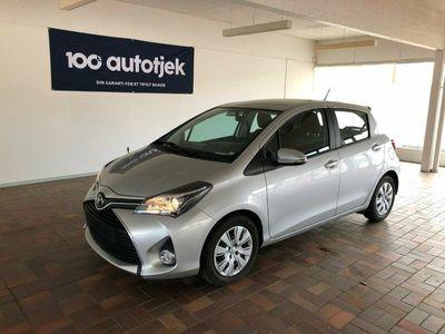 używany Toyota Yaris 1,4 D-4D T2 Premium
