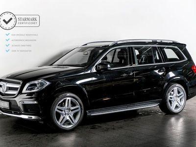 brugt Mercedes GL350 3,0 BlueTEC aut. 4-M