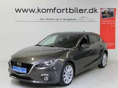 used Mazda 3 2,2 Sky-D 150 Optimum