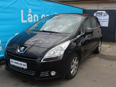 used Peugeot 5008 1,6 HDi 112 7prs 5d