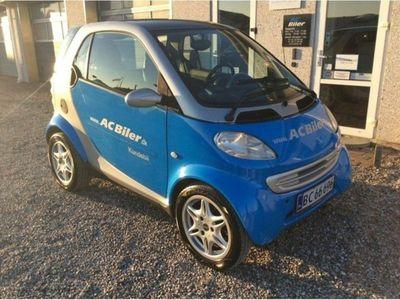 brugt Smart ForTwo Coupé 0,6 Passion 55 aut.