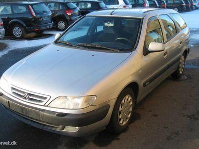 brugt Citroën Xsara Weekend 2,0 HDI Advance 90HK Stc