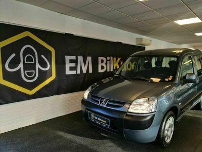 brugt Peugeot Partner 1,6 Combi XT