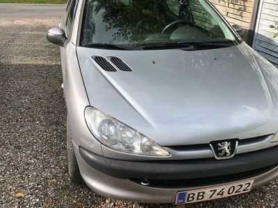 brugt Peugeot 206