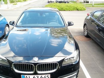 brugt BMW 530 BMW 530d Sedan Steptronic