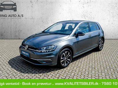 brugt VW Golf Variant 1,6 TDI BMT Comfortline DSG 115HK Stc 7g Aut. - Personbil - koksmetal