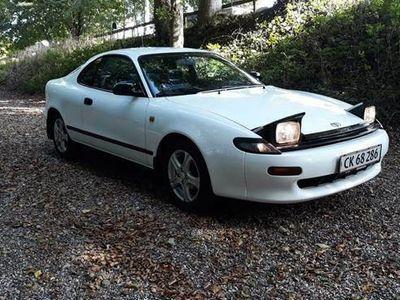 brugt Toyota Celica 1,6 GSI